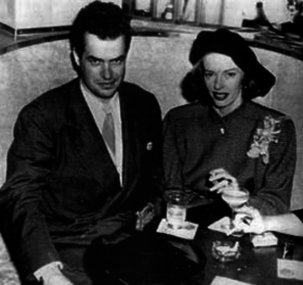 Cameron and Jack Parsons