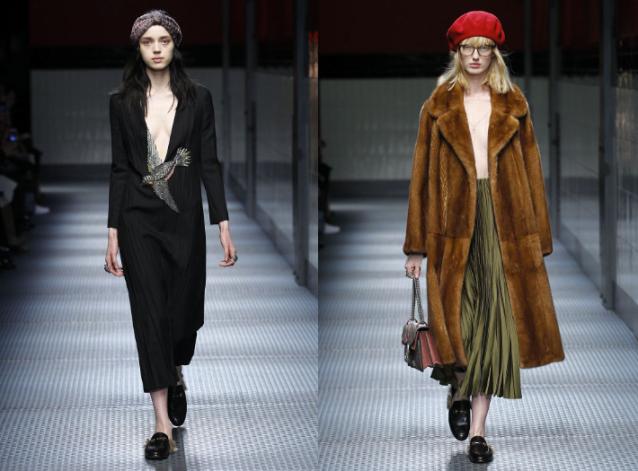 Gucci Women's Fall Winter 2015-10